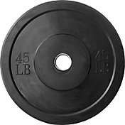 Valor Fitness 45 lb. Olympic Bumper Plate