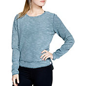 VIMMIA Women's Meditation High-Low Long Sleeve Shirt