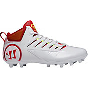 Warrior Men's Third Degree Mid Lacrosse Cleats