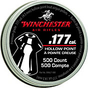 Winchester .177 Caliber Hollow Point Pellets – 500 Count