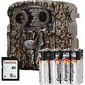 Wildgame Innovations Nano Lights Out Trail Camera with SD Card and Batteries – 20MP