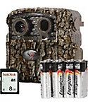 Wildgame Innovations Nano LightsOut Combo Game Camera - 20 MP