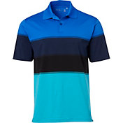 Walter Hagen Men's PORT Engineered Stripe Golf Polo