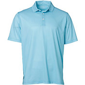 Walter Hagen Men's Essentials Ladder Print Golf Polo