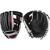 "Wilson 11.75"" 1787 A2000 SuperSkin Series Glove"