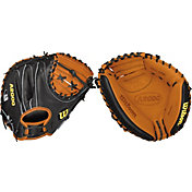 "Wilson 32.5"" Pudge A2000 Series Catcher's Mitt"