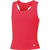 Wilson Girls' Rush Tennis Tank
