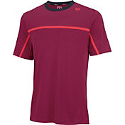 Wilson Men's Color Block Tennis Shirt