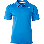 Wilson Men's Nset Tennis Polo