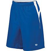 Wilson Men's Team Woven 10'' Tennis Shorts