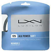Luxilon ALU Power Soft 16L Tennis String – 12.2M Set