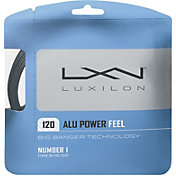 Luxilon ALU Power Feel 18 Tennis String – 12.2M Set