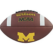 Wilson Michigan Wolverines Composite Official-Size Football