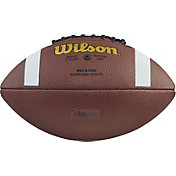 Wilson Miami Hurricanes Composite Official-Size Football