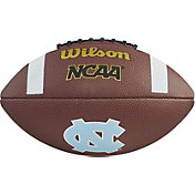 Wilson North Carolina Tar Heels Composite Official-Size Football
