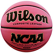 "Wilson NCAA Replica Pink Basketball (28.5"")"