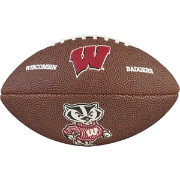 Wilson Wisconsin Badgers Tide Touch Mini Football