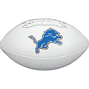 Wilson Detroit Lions Autograph Official-Size Football