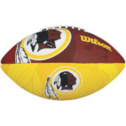 Wilson Washington Redskins Junior Football