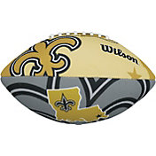 Wilson New Orleans Saints Junior Football