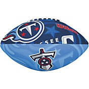 Wilson Tenessee Titans Junior Football