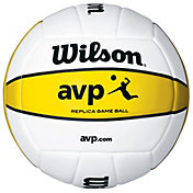Wilson AVP Replica Gold Outdoor Volleyball