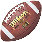 Wilson K2 Traditional Pee Wee Football