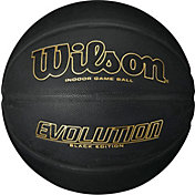 "Wilson Evolution Black Edition Basketball (28.5"")"