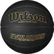 Wilson Evolution Black Edition Basketball (28.5