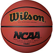 Wilson NCAA Replica Youth Street Basketball (27.5)