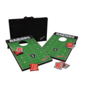Wild Sports 2' x 3' Oakland Raiders Tailgate Bean Bag Toss