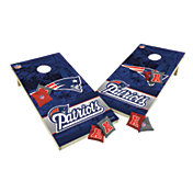 Wild Sports New England Patriots XL Tailgate Bean Bag Toss Shields
