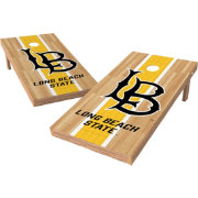 Wild Sports 2' x 4' Cal State Long Beach Dirtbags XL Tailgate Bean Bag Toss Shields