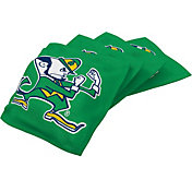Wild Sports Notre Dame Fighting Irish XL Cornhole Bean Bags