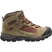 Wolverine Men's Black Ledge FX Waterproof Mid-Cut Hiking Boots