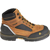 Wolverine Men's Overman Waterproof Carbonmax 6'' EH Work Boots