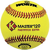 "Worth 12"" ASA K-Master 120 Fastpitch Softball"