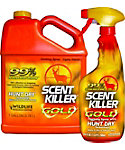 Wildlife Research Center Scent Killer Gold Spray – 1 Gallon