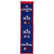 2016 World Series Champions Chicago Cubs Heritage Banner