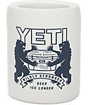 YETI Coat of Arms Can Insulator