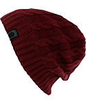 Yaktrax Women's Cozy Cable Knit Beanie