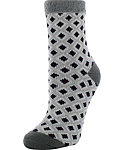 Yaktrax Women's Cozy Micro Chip Cabin Socks