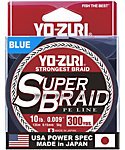 Yo-Zuri SuperBraid PE Braided Fishing Line