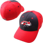 Zephyr Men's USA Hockey Uppercut Navy/Red Flex Hat