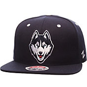 Zephyr Men's UConn Huskies Blue Z11 Snapback Hat