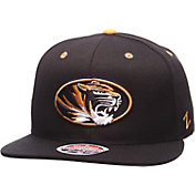 Zephyr Men's Missouri Tigers Z11 Black Snapback Hat