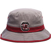 Zephyr Men's South Carolina Gamecocks Grey Thunder Bucket Hat