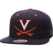 Zephyr Men's Virginia Cavaliers Blue Z11 Snapback Hat