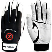 Zero Friction Adult Performance Batting Gloves 2017