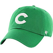 '47 Men's Chicago Cubs Clean Up St. Patrick's Day Green Adjustable Hat
